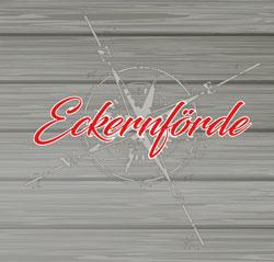 Eckernförde + Windrose